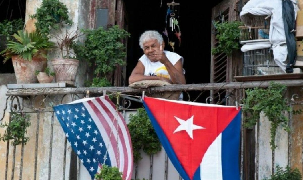 Φωτό & βίντεο:  το Ιστορικό welcome της Αμερικής στην Κούβα – Δολάρια, τουρίστες & επιχειρήσεις καταφθάνουν  - Κυρίως Φωτογραφία - Gallery - Video