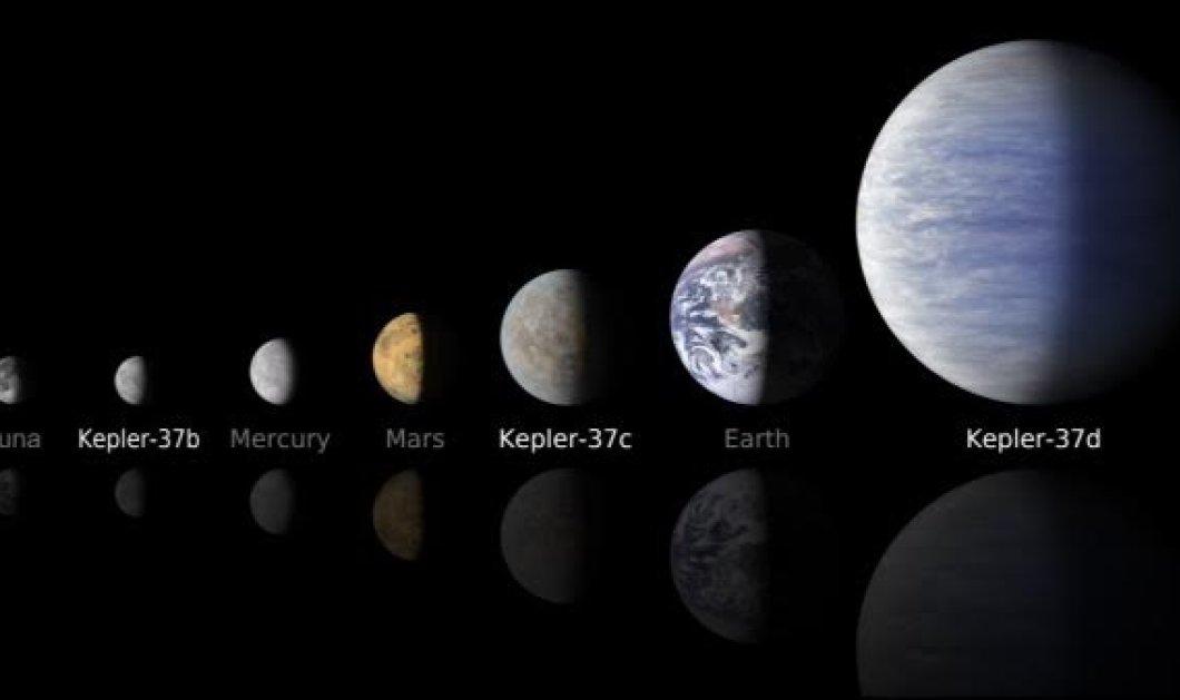 Μεγάλη ανακάλυψη της NASA: Βρέθηκε ο « δίδυμος» πλανήτης της γης – Φωτό,  - Κυρίως Φωτογραφία - Gallery - Video