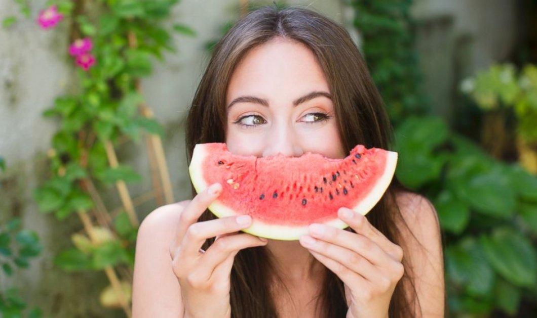 Καρπούζι: Το φρούτο του καλοκαιριού σύμμαχος & στην αντιγήρανση - Κυρίως Φωτογραφία - Gallery - Video