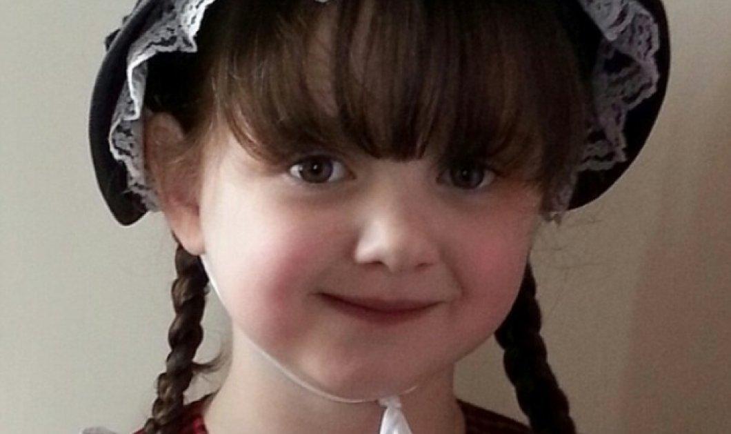 Η 4χρονη που παίρνει καθημερινά βιάγκρα: Να από τι πάσχει η μικρούλα  - Κυρίως Φωτογραφία - Gallery - Video