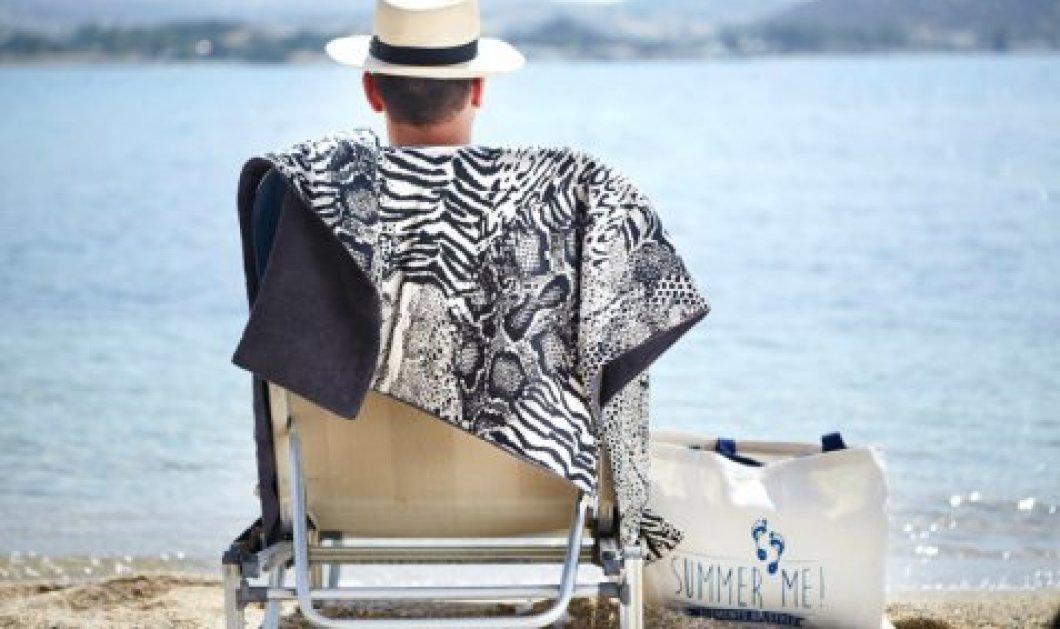Made in Greece οι Summer  me - Πετσέτες για την θάλασσα  - Άκρως καλαίσθητες από δυο ξεχωριστούς δημιουργούς    - Κυρίως Φωτογραφία - Gallery - Video