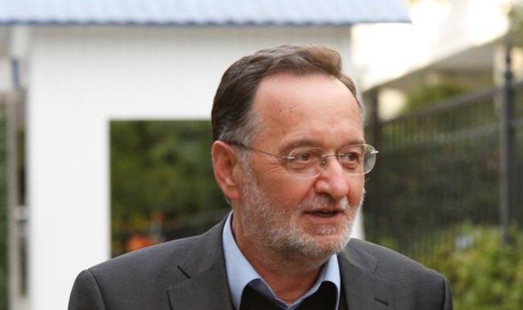 Αίτηση ίδρυσης του κόμματός του κατέθεσε ο Π. Λαφαζάνης στην Εισαγγελία του Αρείου Πάγου  - Κυρίως Φωτογραφία - Gallery - Video