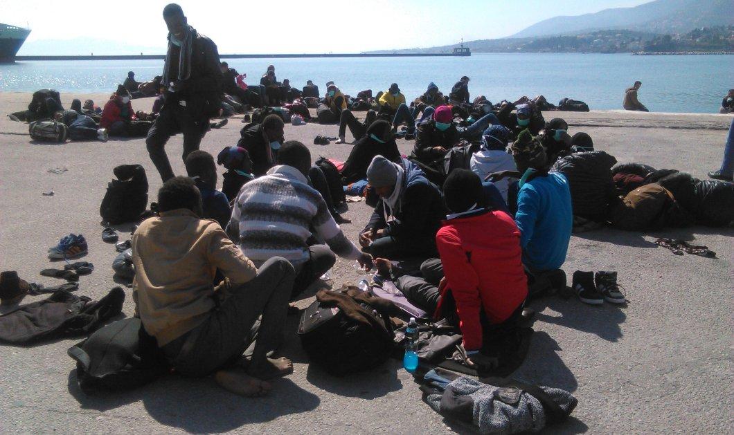 Η Ε.Ε. δίνει 473 εκ ευρώ στην Ελλάδα για την αντιμετώπιση της μεταναστευτικής κρίσης    - Κυρίως Φωτογραφία - Gallery - Video
