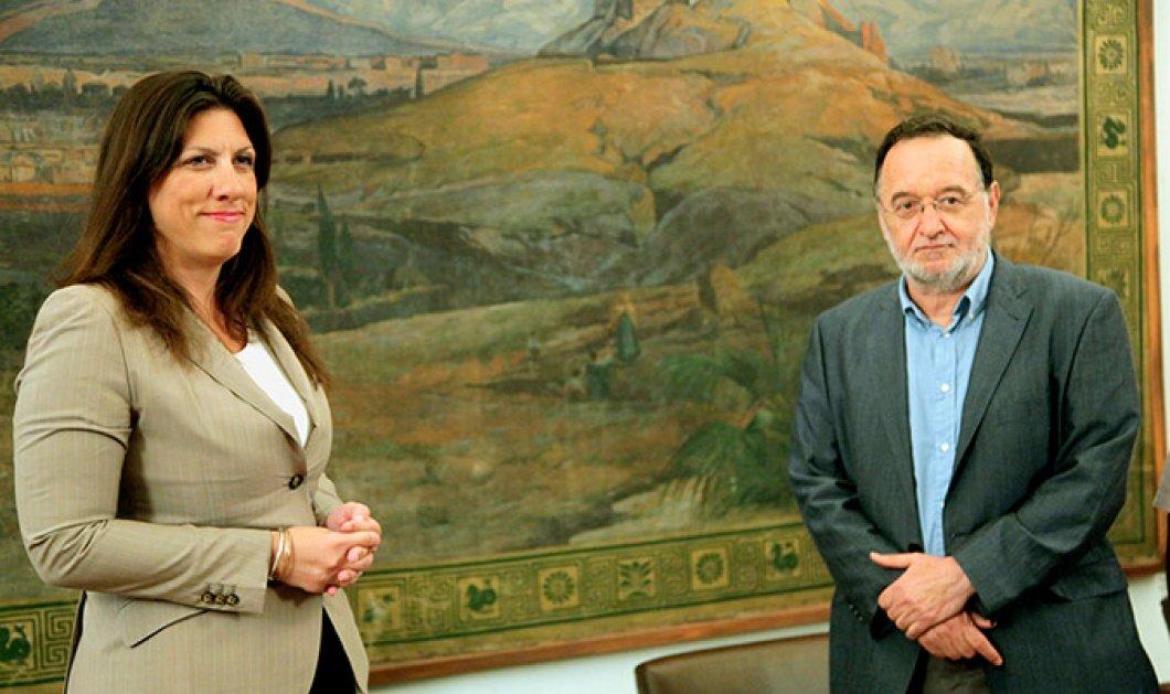 Ζωή: Παραιτήθηκε στα μουλωχτά ο Τσίπρας - Ήξεραν οι δανειστές όχι η Βουλή  - Κυρίως Φωτογραφία - Gallery - Video