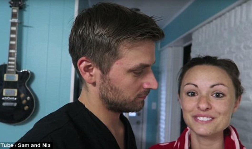 Ο σύζυγος έκλεψε τα ούρα της γυναίκας του από την λεκάνη, έκανε τεστ και της ανακοίνωσε ότι είναι έγκυος     - Κυρίως Φωτογραφία - Gallery - Video