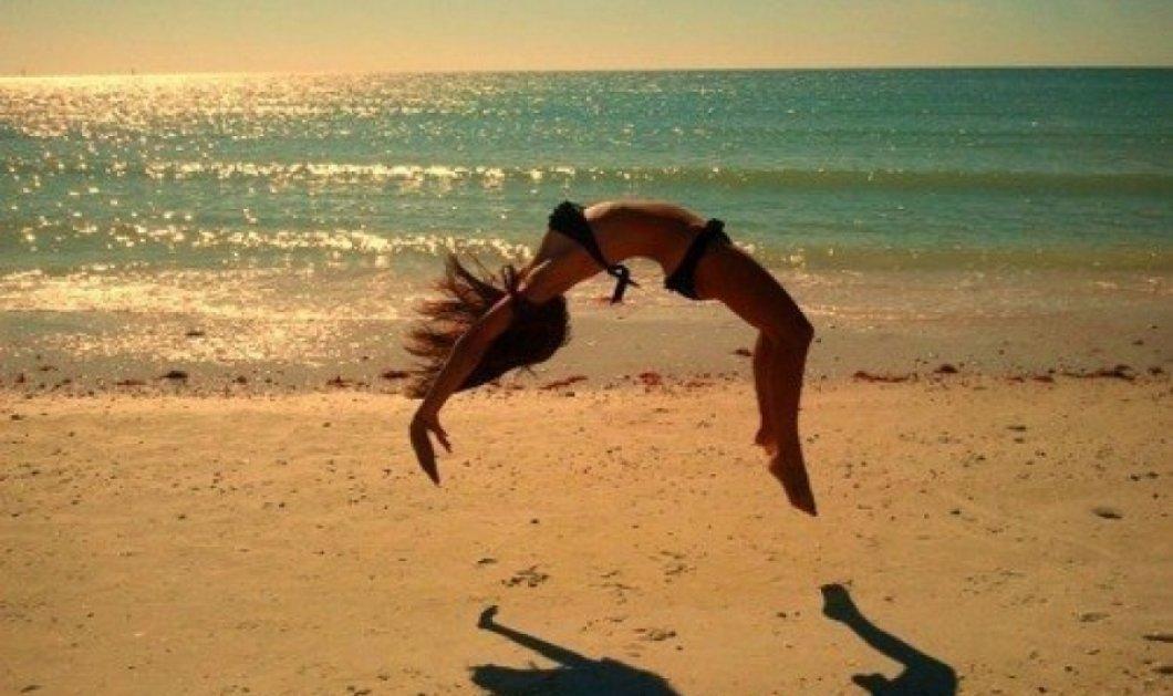 Εμπρός σήκω από την ξαπλώστρα - Όλα όσα πρέπει να γνωρίζουμε για τη γυμναστική στην παραλία    - Κυρίως Φωτογραφία - Gallery - Video
