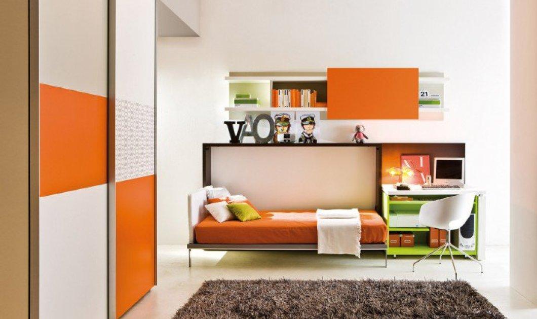 Μερικές καταπληκτικές ιδέες για να κερδίσετε χώρο με καναπέδες που γίνονται κρεβάτι και όχι μόνο   - Κυρίως Φωτογραφία - Gallery - Video