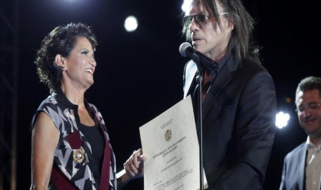 Όλα όσα έγιναν στην συναυλία της Άλκηστις Πρωτοψάλτη στον Μαραθώνα: Οι celebrities, o Ψινάκης & η βράβευση - Κυρίως Φωτογραφία - Gallery - Video