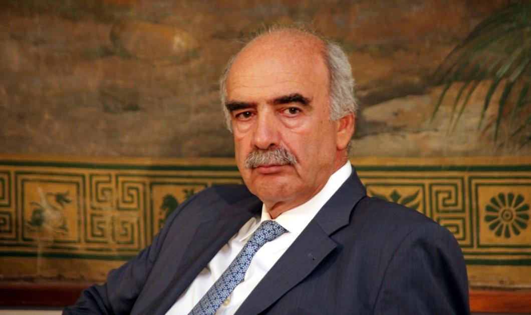 Ευ. Μεϊμαράκης: Απαραίτητη η σύσκεψη των πολιτικών αρχηγών - Συνάντηση με τον κ. Λαφαζάνη  - Κυρίως Φωτογραφία - Gallery - Video