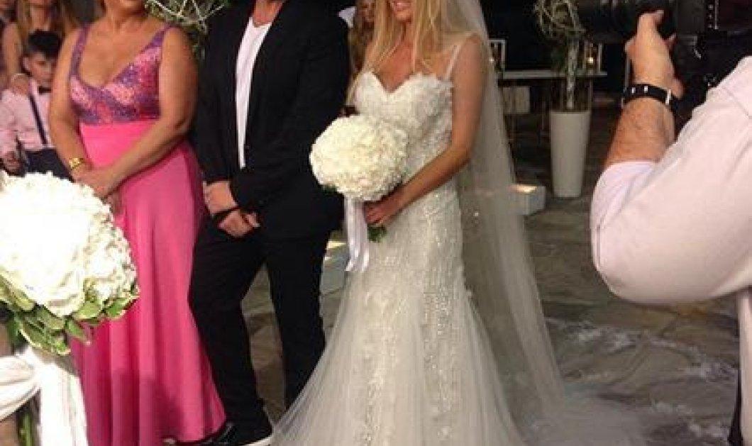 Τόνι Μαυρίδης: Παντρεύτηκε ο πρώην σύντροφος της Έλενας Παπαρίζου λίγες μέρες μετά τον κρυφό δικό της   - Κυρίως Φωτογραφία - Gallery - Video