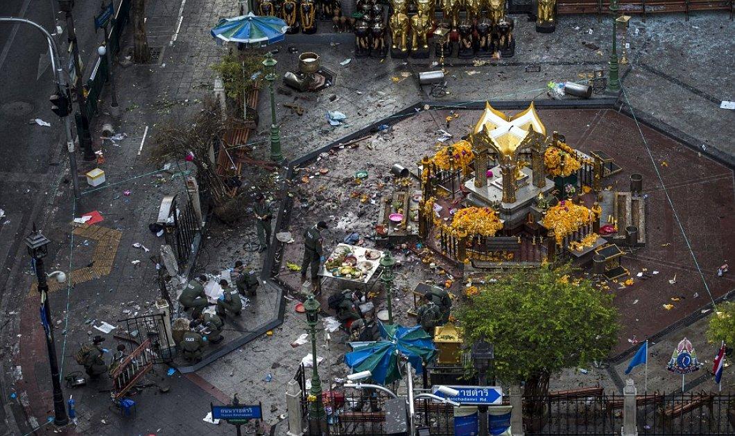 Νέες συγκλονιστικές φωτό & βίντεο από την επίθεση - καμικάζι στην Μπανγκόκ - 27 νεκροί  - Κυρίως Φωτογραφία - Gallery - Video