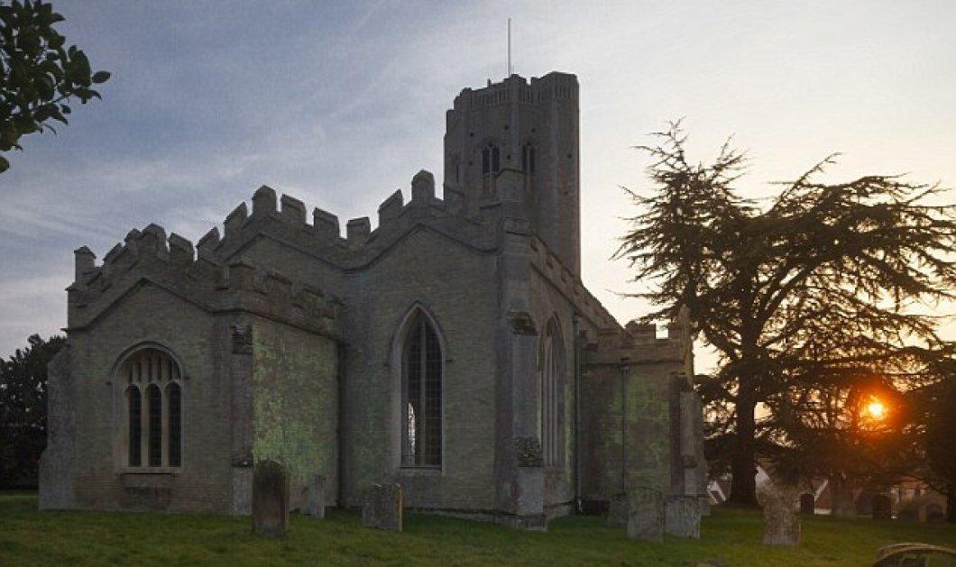 """Το κάμπινγκ σε.... εκκλησίες η νέα μόδα στη Βρετανία: Εσείς θα κάνατε """"Champing""""; - Κυρίως Φωτογραφία - Gallery - Video"""