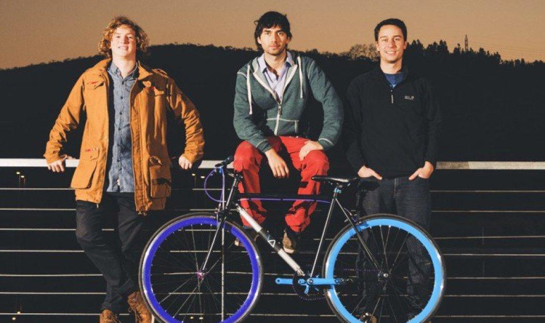 Το απόλυτο αντικλεπτικό ποδήλατο που αχρηστεύεται αν δε το ξεκλειδώσει ο ιδιοκτήτης  - Κυρίως Φωτογραφία - Gallery - Video