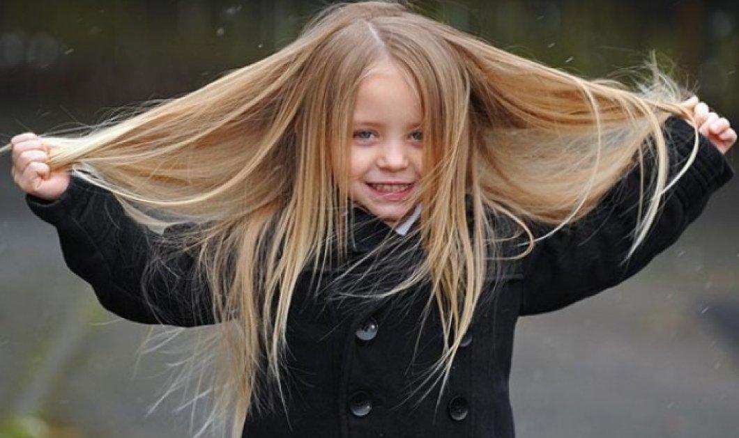 Σε αυτά τα κομμωτήρια μπορείτε να δωρίσετε τα μαλλιά σας για παιδιά που πάσχουν από καρκίνο   - Κυρίως Φωτογραφία - Gallery - Video