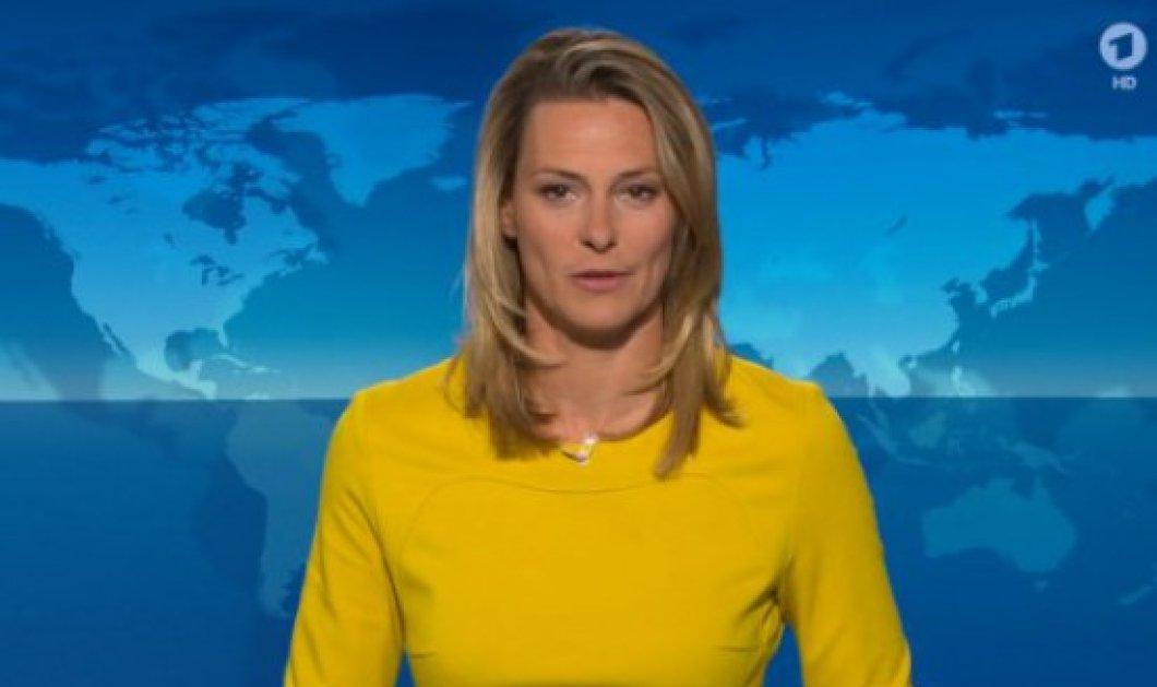 Το ξέσπασμα Γερμανίδας παρουσιάστριας - Τι είπε on air για τους «τιποτένιους ρατσιστές» (Βίντεο) - Κυρίως Φωτογραφία - Gallery - Video