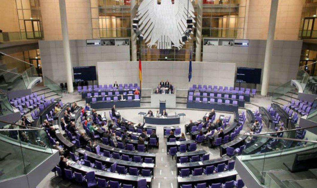Την Τετάρτη το πρωί ψηφίζει η γερμανική Βουλή για τη βοήθεια προς την Ελλάδα - Κυρίως Φωτογραφία - Gallery - Video