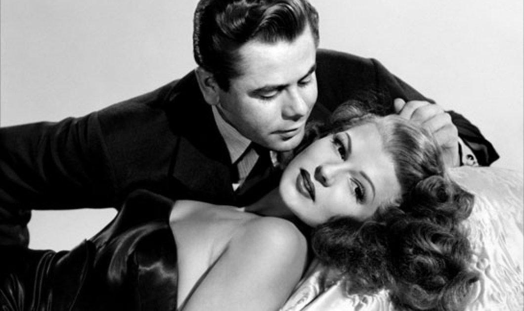 """Θερινό σινεμά με την ταινία Gilda στην αυλή του Πολυχώρου """"Χυτήριο""""   - Κυρίως Φωτογραφία - Gallery - Video"""