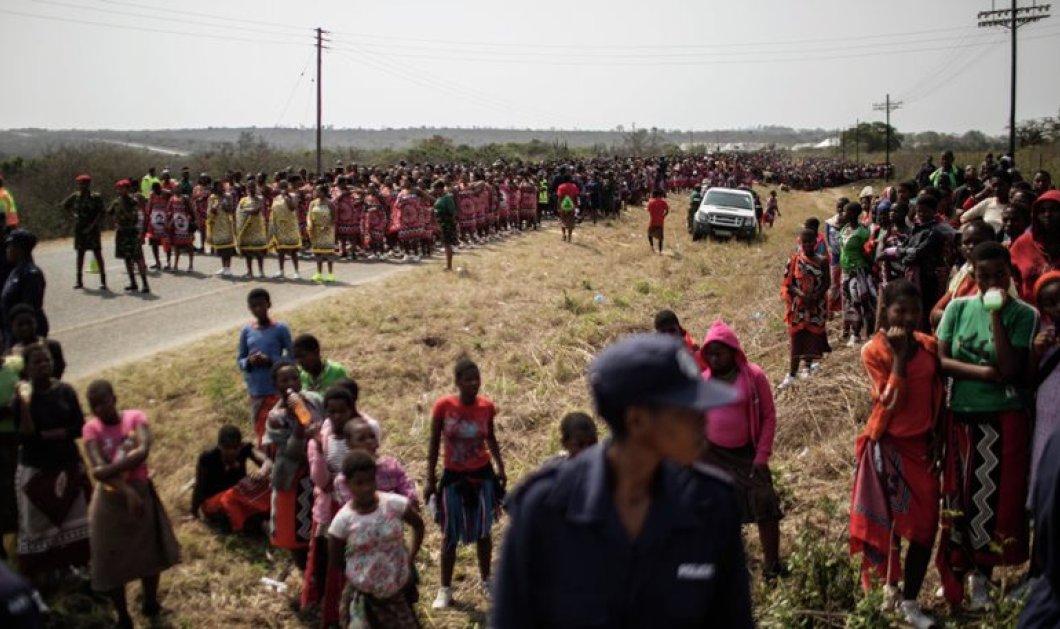 65 κορίτσια νεκρά σε τροχαίο στη Σουαζιλάνδη - Δεν μεταδόθηκε από την κρατική τηλεόραση  - Κυρίως Φωτογραφία - Gallery - Video