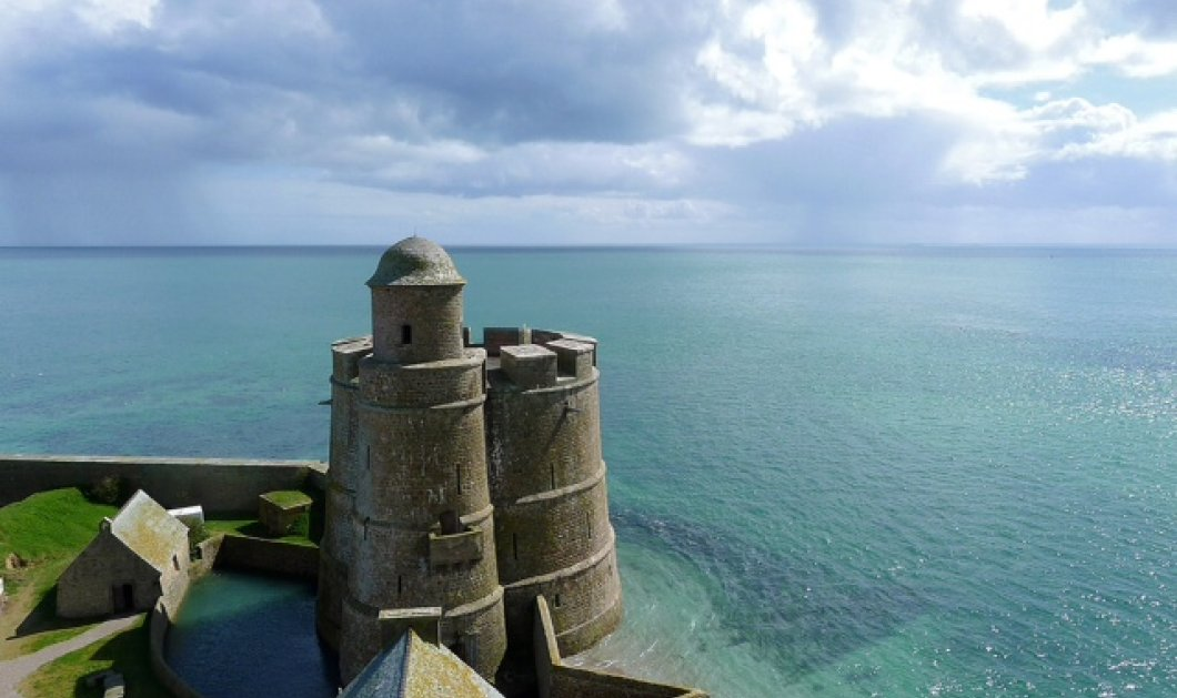 Κρίμα: Έκαναν έρωτα σε κάστρο της Γαλλίας & σκοτώθηκαν πέφτοντας από ψηλά - Κυρίως Φωτογραφία - Gallery - Video