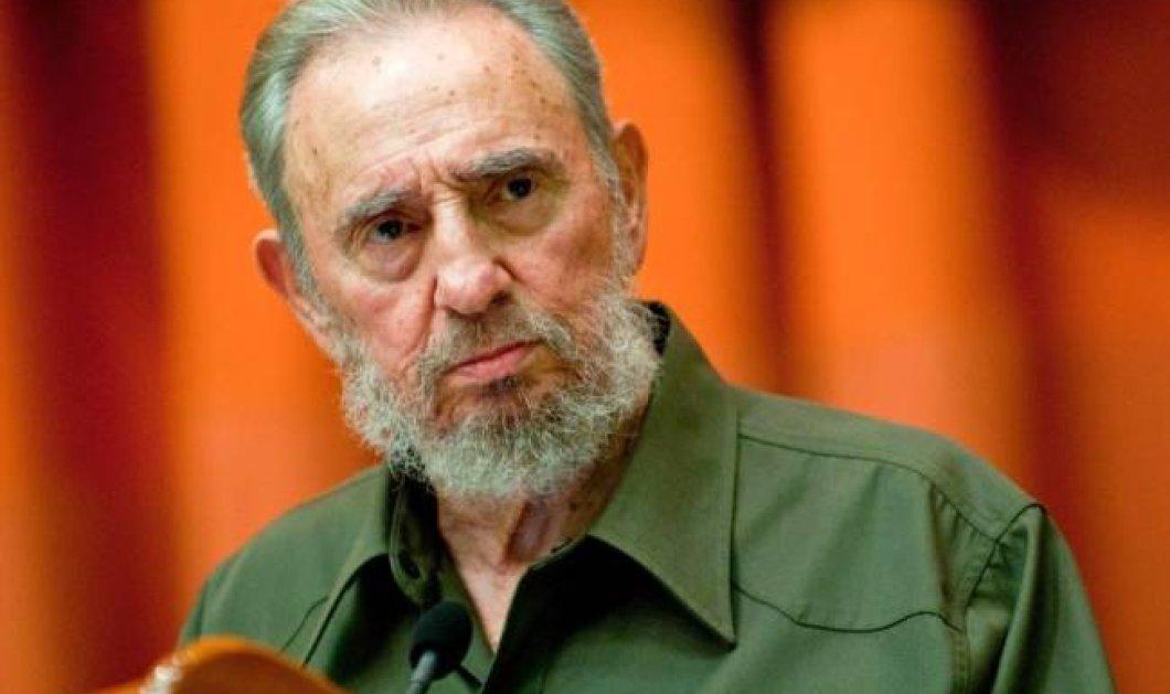 Φιντέλ Κάστρο: Οι ΗΠΑ οφείλουν πολλά εκατ. δολάρια στην Κούβα - Αύριο επίσκεψη Αμερικανού ΥΠΕΞ από το 1945   - Κυρίως Φωτογραφία - Gallery - Video