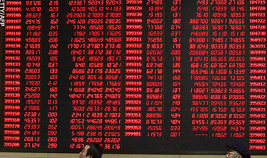 """""""Πολεμικό"""" κραχ στις ασιατικές αγορές: Κατέρρευσαν μετοχές, νομίσματα και εμπορεύματα - Οι επιπτώσεις στην Ελλάδα - Κυρίως Φωτογραφία - Gallery - Video"""