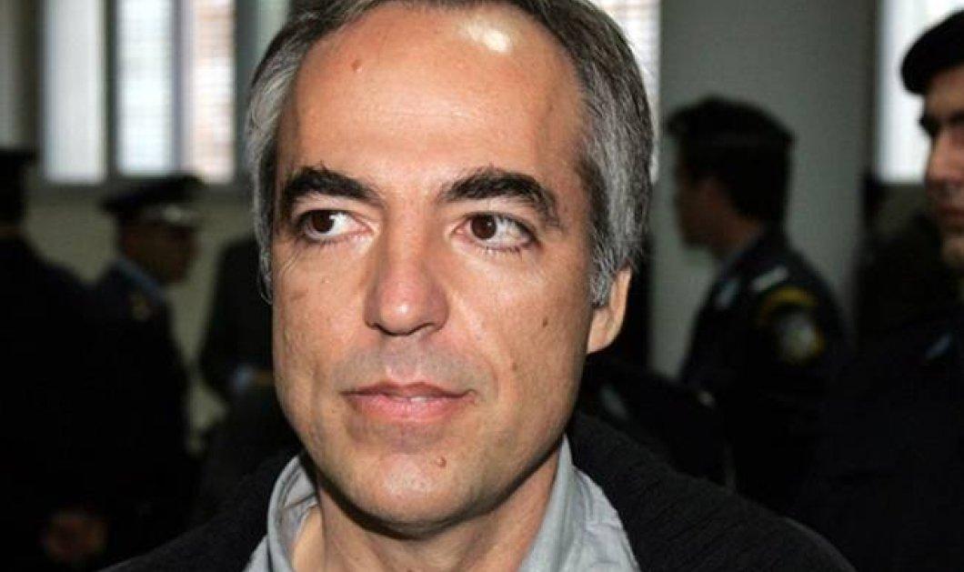 Σε απεργία πείνας ξανά ο Δημήτρης Κουφοντίνας - Τι γράφει το indymedia;  - Κυρίως Φωτογραφία - Gallery - Video