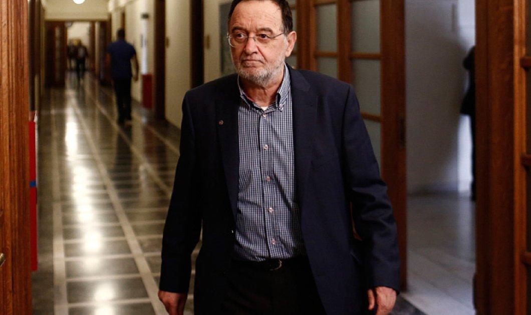 """Λαφαζάνης: Δεν θα δώσουμε το """"πράσινο φως"""" στον Τσίπρα για το τρίτο Μνημόνιο - Θα παραμείνουμε συνεπείς στο «ΟΧΙ» - Κυρίως Φωτογραφία - Gallery - Video"""