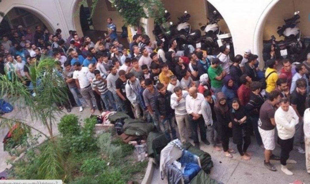 Έκκληση για τους μετανάστες στην Κω από αστυνομικούς: Θα θρηνήσουμε ζωές - Κυρίως Φωτογραφία - Gallery - Video