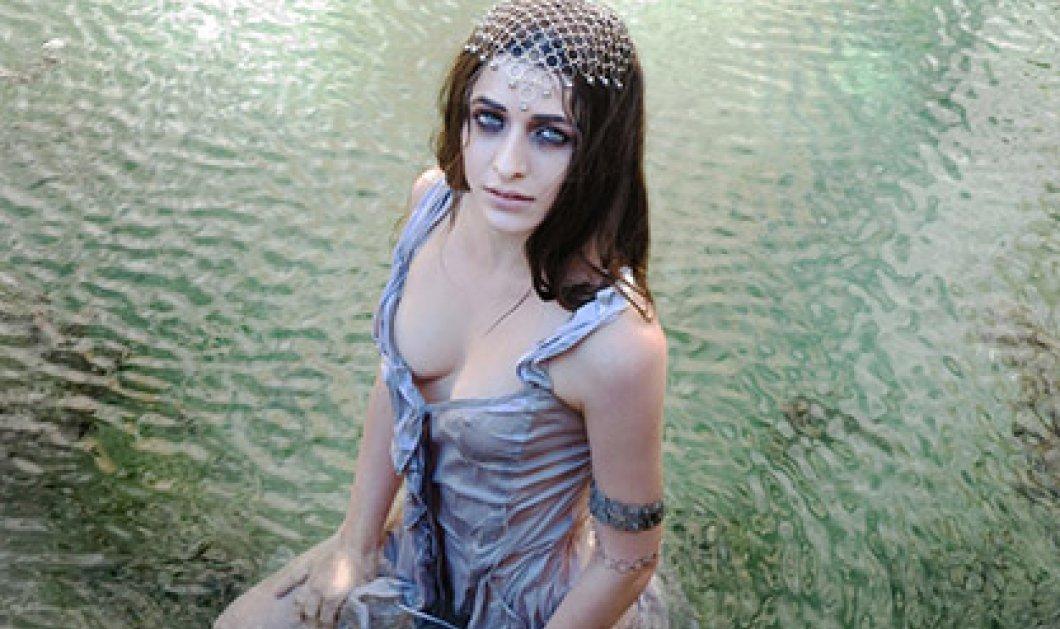 Η Νεράιδα στη Λίμνη της Βουλιαγμένης: Μια γοητευτική παράσταση σε ένα ειδυλλιακό μέρος   - Κυρίως Φωτογραφία - Gallery - Video