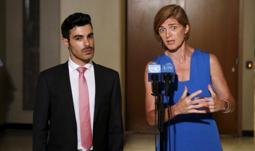 Φρικιαστικές μαρτυρίες ομοφυλοφίλων που βίωσαν το μένος του ISIS άκουσε χθες το Συμβούλιο Ασφαλείας του ΟΗΕ  - Κυρίως Φωτογραφία - Gallery - Video