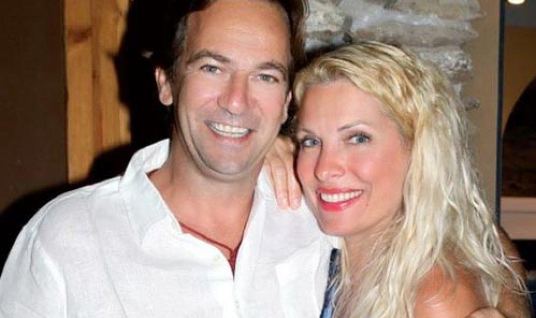 Μενεγάκη - Παντζόπουλος: Οι πρώτες φωτογραφίες από τις διακοπές με την 5 μηνών κόρη τους  - Κυρίως Φωτογραφία - Gallery - Video