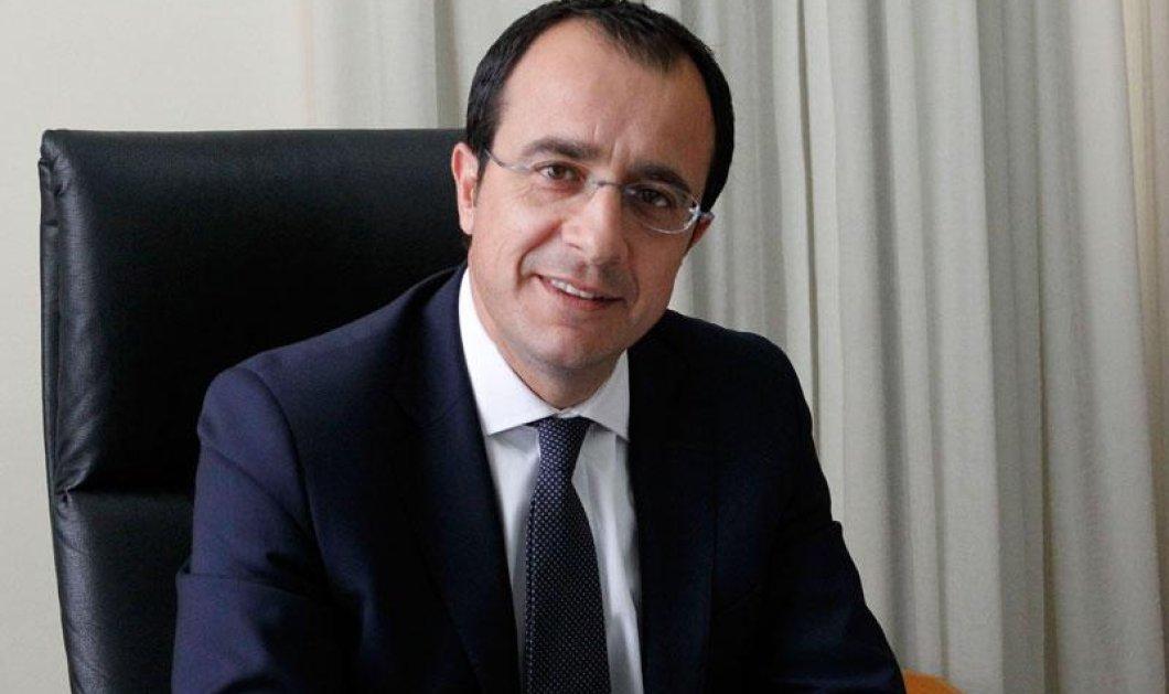 Kύπρος: Διαψεύδει την ύπαρξη σχεδίου για Grexit ο εκπρόσωπος της κυπριακής κυβέρνησης, Νίκος Χριστοδουλίδης  - Κυρίως Φωτογραφία - Gallery - Video