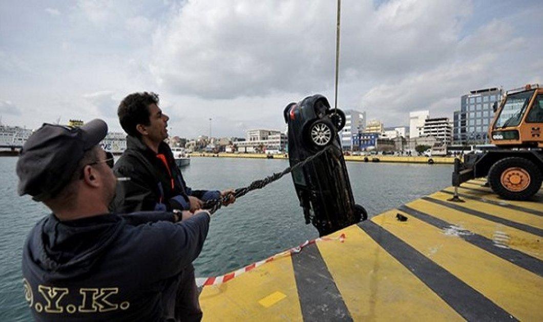 Εξοργίστηκε Βρετανός δημοσιογράφος: Ντροπή! Μόνο ένας προσπάθησε να σώσει τον άτυχο άνδρα στο λιμάνι της Ραφήνας - Όλοι οι άλλοι κοιτούσαν - Κυρίως Φωτογραφία - Gallery - Video