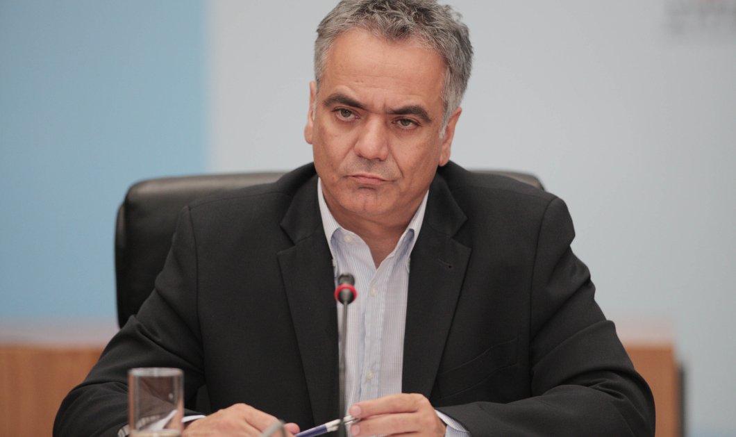 Σκουριές: Ο Σκουρλέτης καλεί τώρα σε διάλογο την Ελληνικός Χρυσός - Eλάτε να συνεργαστούμε - Κυρίως Φωτογραφία - Gallery - Video