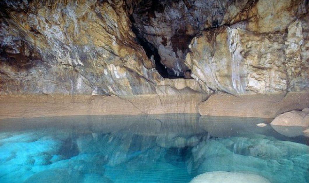 Σπηλιές της Ελλάδας: Γνωρίστε 4 από τις ωραιότερες του κόσμου  - Κυρίως Φωτογραφία - Gallery - Video