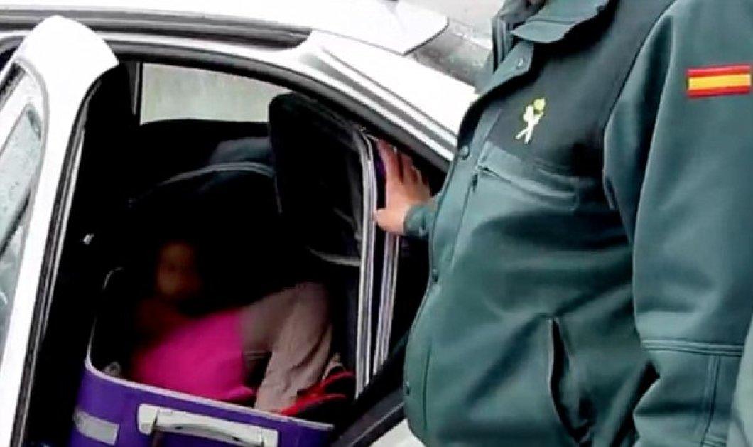 27χρονος Μαροκινός πέθανε από ασφυξία μέσα σε βαλίτσα - Προσπάθησε να περάσει κρυφά στην Ισπανία  - Κυρίως Φωτογραφία - Gallery - Video