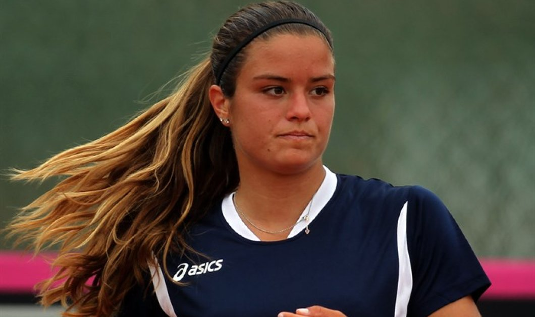 Top Woman η 20χρονη Μαρία Σάκκαρη: Η κορυφαία Ελληνίδα τενίστρια ξεκίνησε με νίκη στο US Open  - Κυρίως Φωτογραφία - Gallery - Video