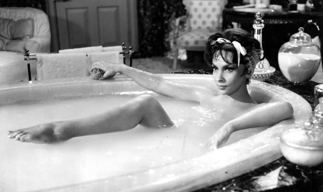 Vintage Story: Όταν η Τζίνα Λολομπριτζίτα φορούσε ολόσωμο κορμάκι με μέση δαχτυλίδι ή άφηνε τις άψογες γάμπες της να κρυφοφανούν, η γοητεία γινόταν σαγήνη χωρίς χυδαιότητα! (Φωτό)   - Κυρίως Φωτογραφία - Gallery - Video
