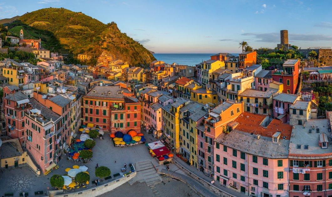 Καλημέρα από το Cinque Terre στην Ιταλία: 5 πόλεις - ζωγραφιές,1 κρυμμένος παράδεισος  - Κυρίως Φωτογραφία - Gallery - Video