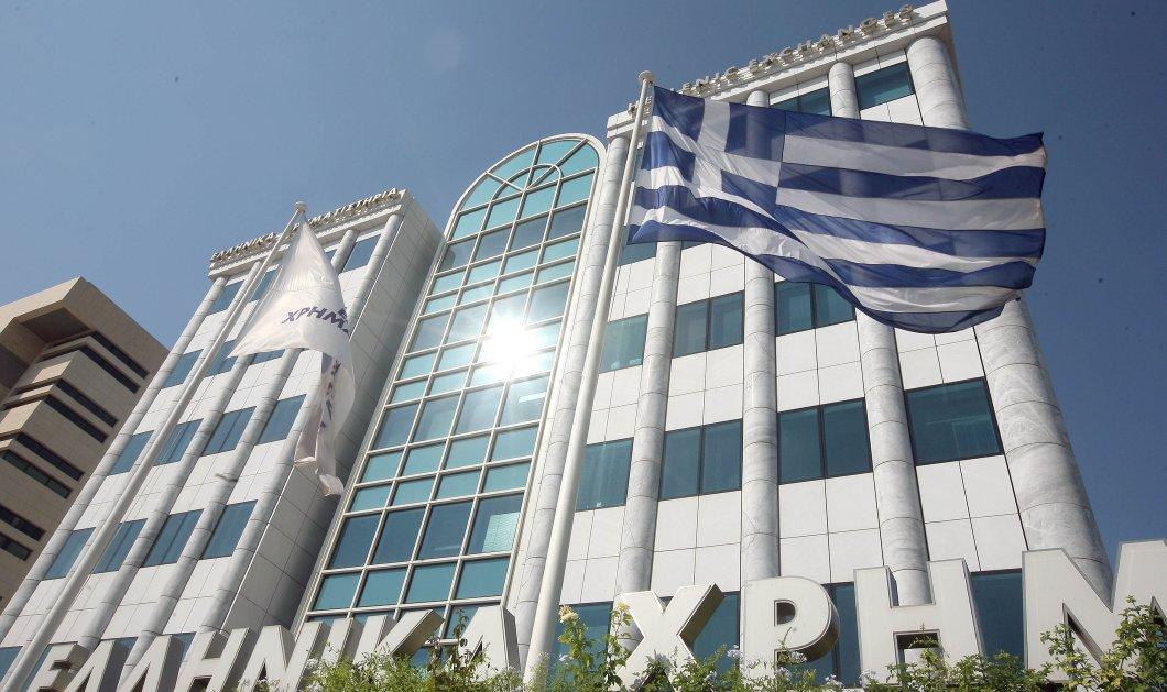"""""""Μεγάλη Δευτέρα"""" στο Χρηματιστήριο Αθηνών βουτιά 10,5 % """"έσπασε"""" το όριο 600 μονάδων   - Κυρίως Φωτογραφία - Gallery - Video"""