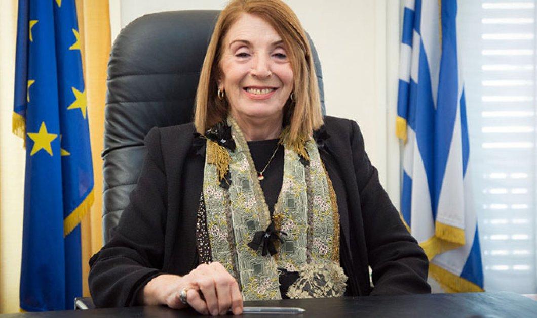 Η Υπουργός Χριστοδουλοπούλου τα έβαλε με τον δήμαρχο της Κω: Δεν ασχολείται με το νησί του    - Κυρίως Φωτογραφία - Gallery - Video