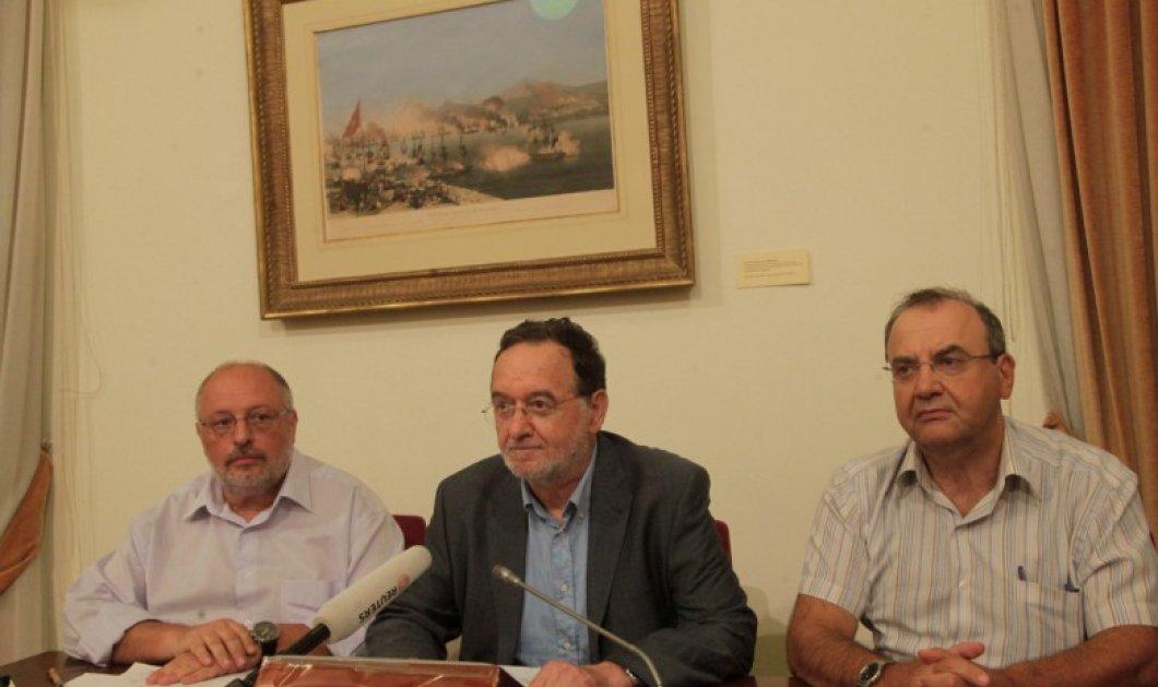 Λαϊκή Ενότητα: Ο κ. Τσίπρας έδειξε το νέο του μνημονιακό πρόσωπο  - Κυρίως Φωτογραφία - Gallery - Video