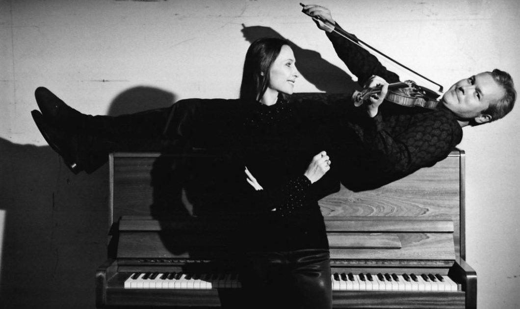 Η απόλυτη μπαλαρίνα Svetlana Zakharova & ο μάγος βιολιστής Vadim Repin μαζί στο Ηρώδειο για μια βραδιά   - Κυρίως Φωτογραφία - Gallery - Video