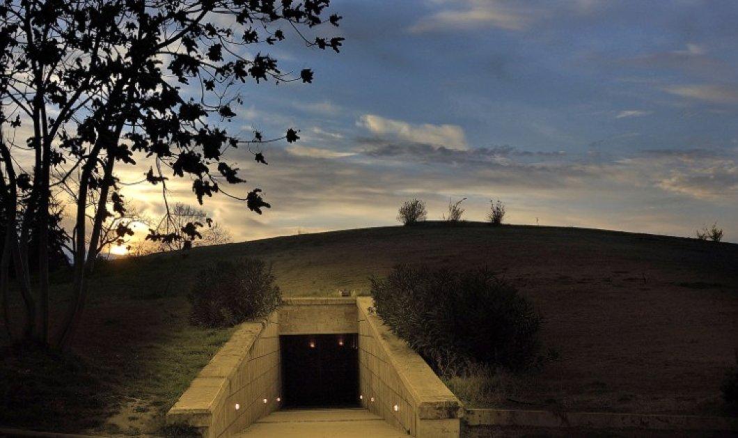 Good News: Η Βεργίνα στα 10 μνημεία της UNESCO με την μεγαλύτερη ιστορική αξία - Κυρίως Φωτογραφία - Gallery - Video