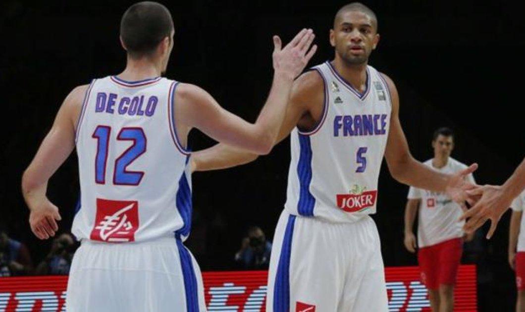 Ευρωμπάσκετ 2015: 81-68 και χάλκινο μετάλλιο για τη Γαλλία  - Κυρίως Φωτογραφία - Gallery - Video