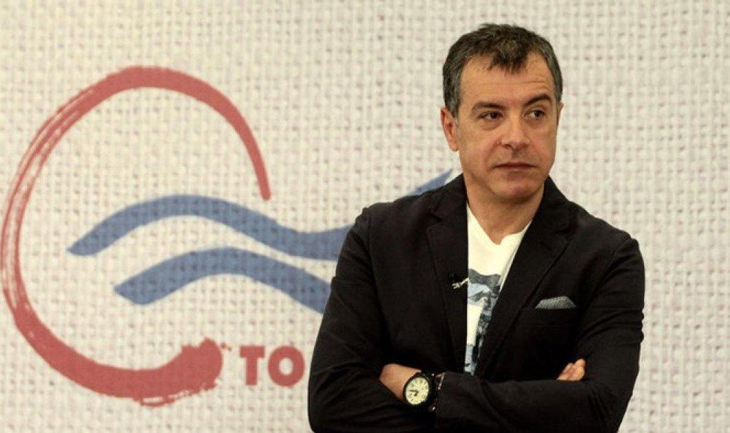 Στ. Θεοδωράκης: Να σεβαστεί την απόφαση του Συμβουλίου της Επικρατείας για τις Σκουριές   - Κυρίως Φωτογραφία - Gallery - Video