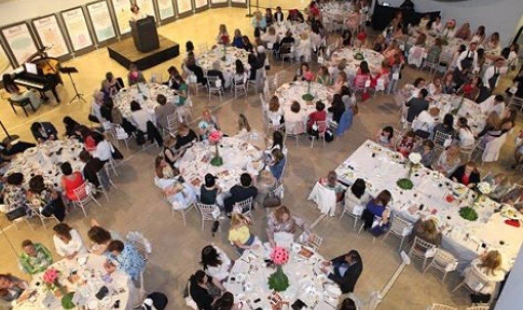 Φιλανθρωπική εκδήλωση της Lifeline Hellas για την στήριξη του Σχολείου Κωφών - Να πάτε  - Κυρίως Φωτογραφία - Gallery - Video