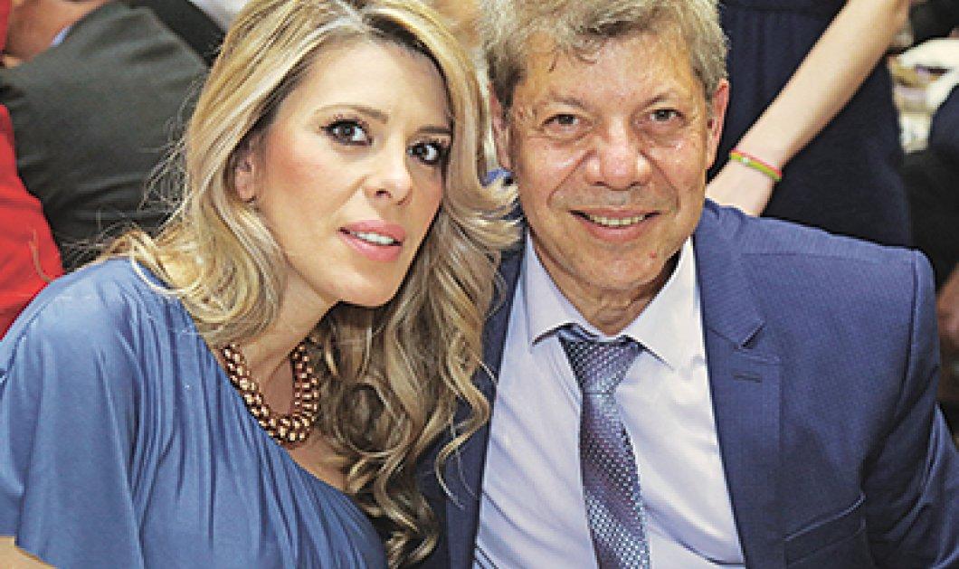 Πατέρας για τρίτη φορά ο 62χρονος Βαγγέλης Κονιτόπουλος - Ευτυχής μαμά η 34χρονη σύζυγός του    - Κυρίως Φωτογραφία - Gallery - Video