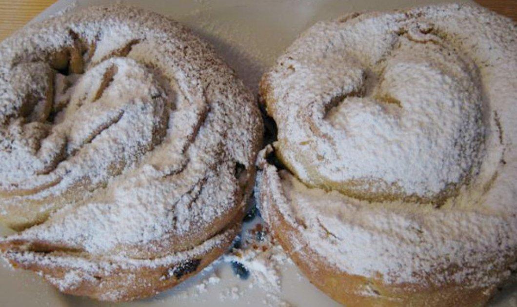 Ένα φανταστικό γλυκό! Γλυκιά στριφτή κολοκυθόπιτα με μήλο κανέλα πορτοκάλι & άχνη    - Κυρίως Φωτογραφία - Gallery - Video