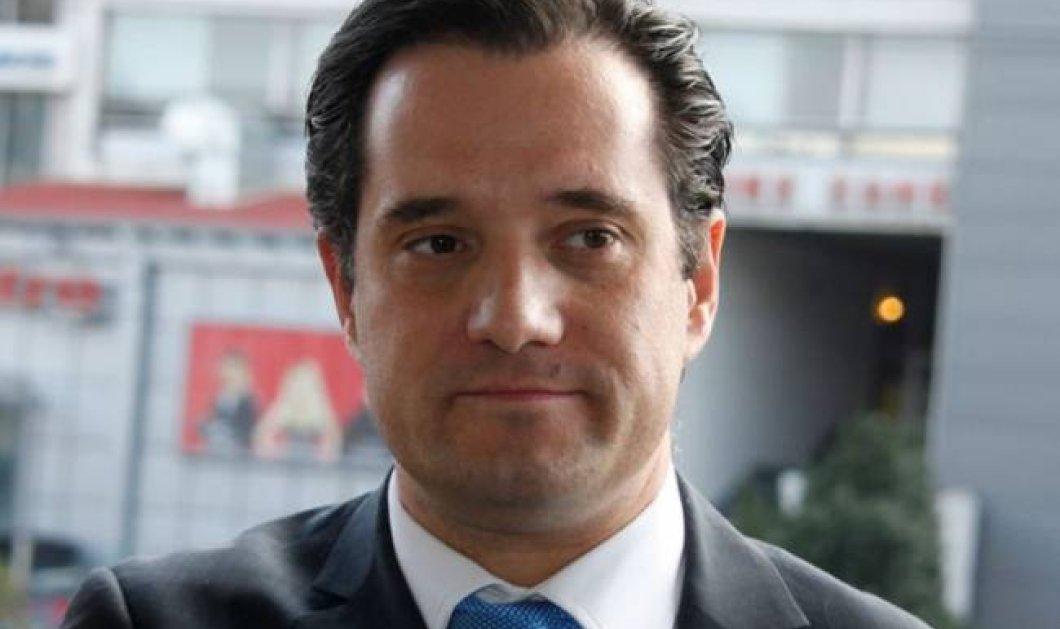 Ο Αδωνις Γεωργιάδης θα είναι υποψήφιος για την προεδρία της ΝΔ -  Οι 22 λέξεις του μέσω twitter  - Κυρίως Φωτογραφία - Gallery - Video